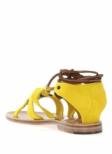 Alvaro Sandalet Sarı